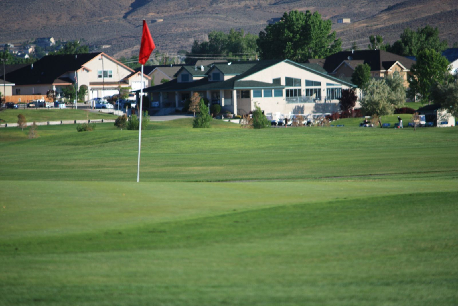 Empire Ranch Golf in Carson City, Nevada