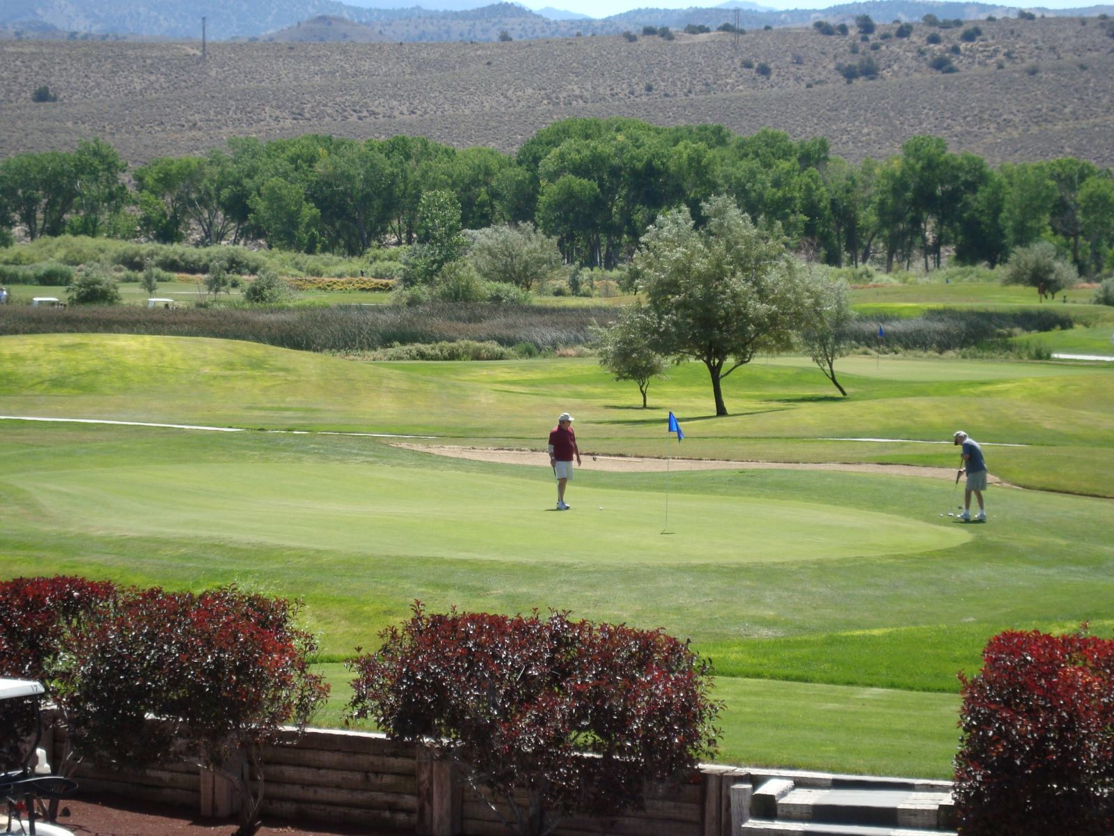 Empire Ranch Golf Course in Carson City