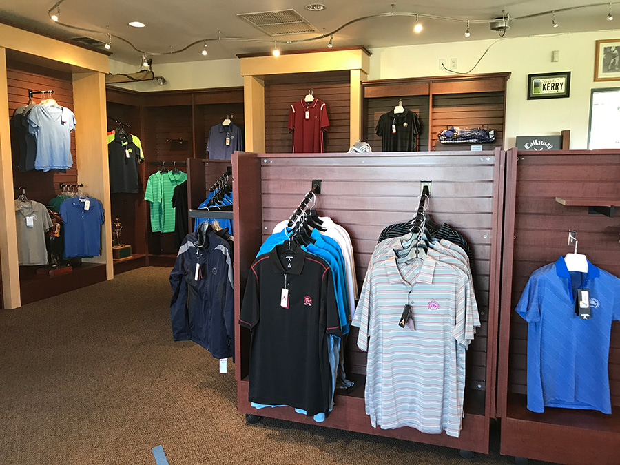 Pro Shop at Carson City's Empire Ranch Golf Course